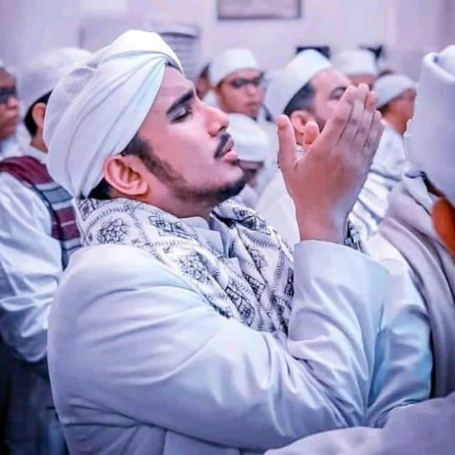 Foto Habib Hanif Alattas Alamat Habib Hanif Alattas