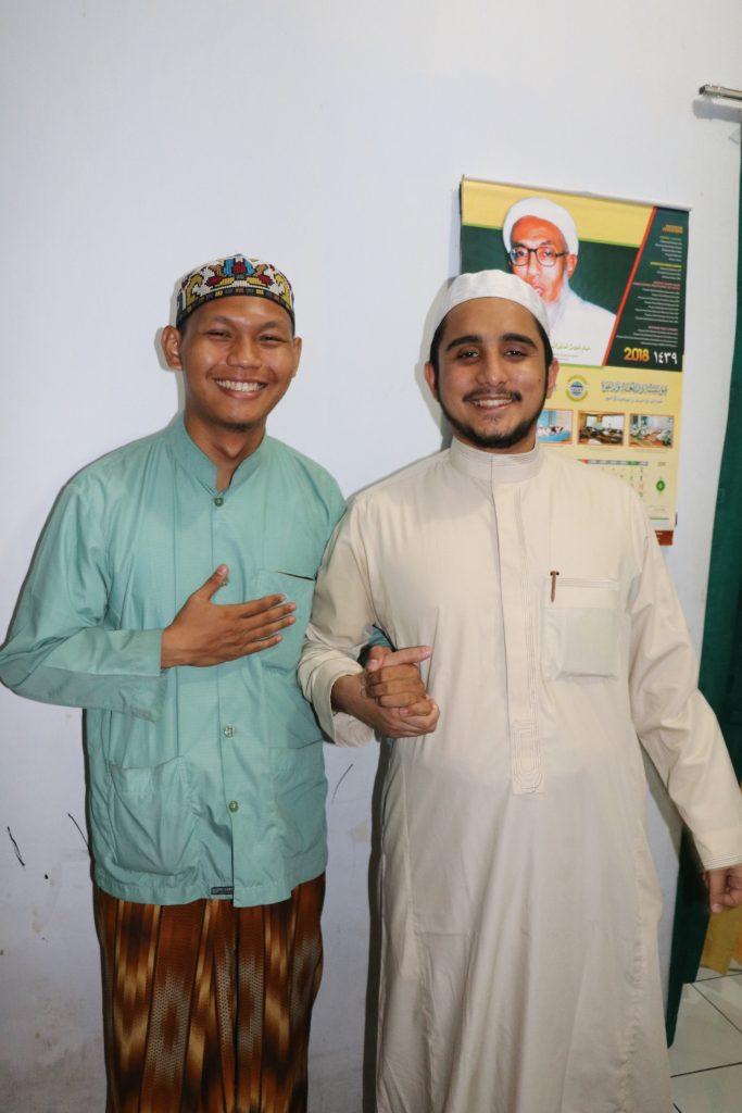 Habib Hanif Alattas bersama Fauzan Fotographer Dalwa, Dalwamultimedia, DMM