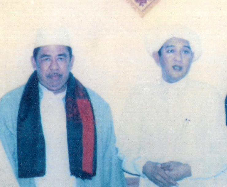 Profil Habib Hasan Baharun, bersama Guru Sekumpul