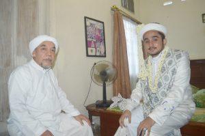 Habib Hanif menangis, nasehat oleh Habib Sholeh Alaydrus