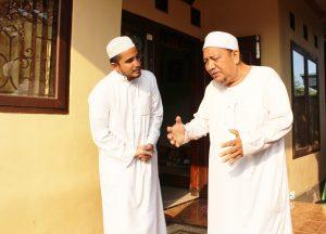 Ustadz Ismail Ayyub bersama Habib Hanif alattas, Ust Ismail Ayyub Menjelaskan tentang pendidikan dan dakwah