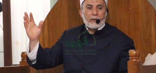 Sosok Ulama Ahli Kedokteran, Syekh Yusri, Ulama Al-Azhar Mesir Prof. Dr. dr. Yusri Rusydi Sayyid Jabr al-Hasani