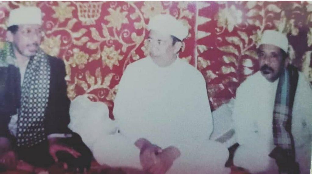 @ cerita para wali Biografi Habib Hasan Baharun