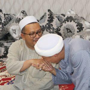 Abuya Zein Baharun dan Habib Segaf Baharun