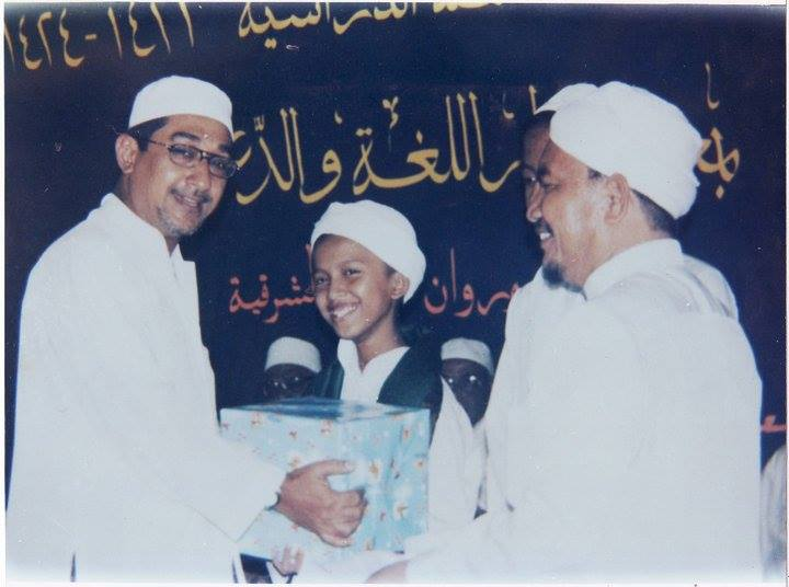Habib Husein bin Aqil dan Ust Ismail Ayyub bersama Owner Hilyah Nur Hanifansyah