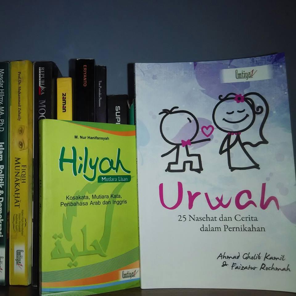 Hilyah Buku Bahasa Arab, Belajar Bahasa Arab