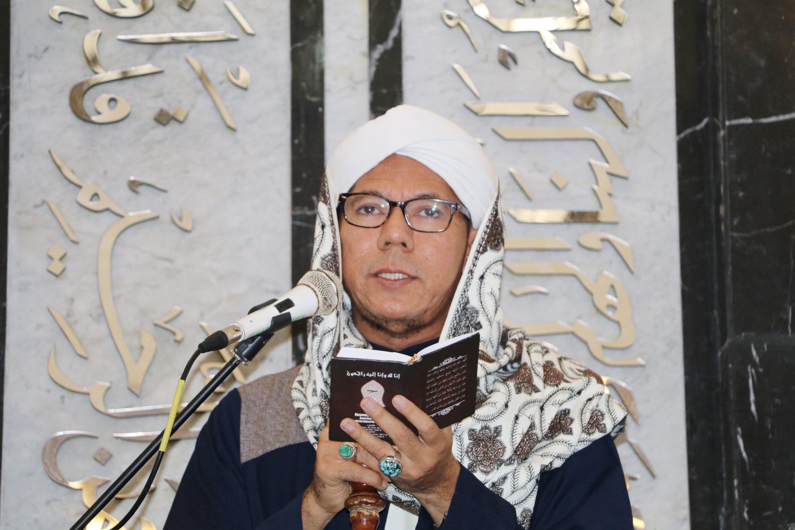 Khutbah Idul Fitri Habib Segaf Baharun