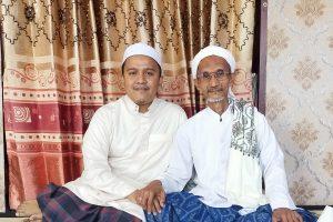 Hilyah.id bersama Ust Sadoellah Husain Sidogiri